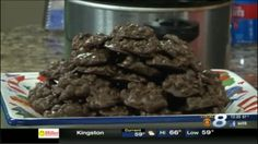 Slow Cookin' Peanut Clusters Wednesday, December 23, 2015
