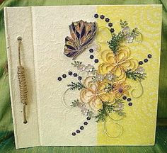 The Lovely Art of Paper Filligree andQuilling - Abbie's Road - Percy & Bloom