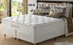 Como limpar cama box encardida #dicas #limpeza #camas