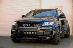 Q7 Wheel Spacers | Audi | BMW | Porsche | VW Performance & Maintenance - Achtuning.com