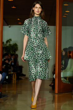Fashion - Marimekko Spring/Summer 2017 collection at Paris Fashion week ...