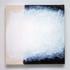 Robert Ryman / series #23 (white), 2004