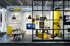 Immowelt AG / Messestand dmexco 2015Die dmexco in Köln ist Europas größte Fachmesse für digitales Marketing und Werbung. Hier präsentieren sich Immowelt und Immonet erstmals nach ihrem Zusammenschluss gemeinsam, zusammen mit den Online-Portalen bauen.de…