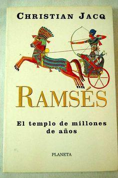 II libro de la pentalogía Ramsés. El momento de la coronación de Ramsés ha llegado. El amor de Nefertari y la admirable intuición de Ramsés para juzgar a las personas, contribuirán al éxito en el desempeño de sus funciones. Pero las conspiraciones se multiplican en la sombra y Ramsés se verá obligado a luchar para conservar el trono. ENLACE AL CATÁLOGO https://www.juntadeandalucia.es/cultura/rbpa/abnetcl.cgi?&SUBC=CO/CO00&ACC=DOSEARCH&xsqf99=(84-08-02458-2.t020.)