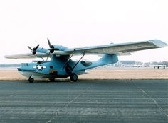 Consolidated PBY Catalina Long Range Seaplane ~ WWII
