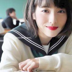 Sailor Fashion, School Fashion, Japanese Girl, Asian Girl, Idol, Sailor Style, School Uniforms, Cute, People