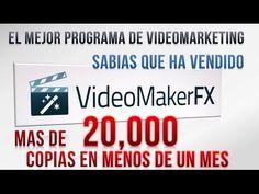 COMPRALO AQUI: http://jvz2.com/c/225103/95609Como hacer un video fcilmenteVIDEOMAKERFX : Lanzado al Mercado el Mayo del 2014, ha vendido ms de 20,000 copias en un mes.https://www.youtube.com/watch?v=vFnFD3AaMb4Software creado por : Jr R NahanCon Garanta Garantizada por 30 das de devolucin total de su dinero, sin hacer preguntas.Tu compra esta garantizada por JVZOO.El mejor sitio y ms seguro para adquirir herramientas para Ventas por Internet. Este programa aun disfruta de atractivos…