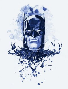 Batman by Joel Gomez