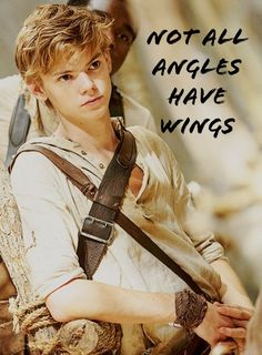 They spelt angels wrong....pretty Sure Newt isn't a 45° angle