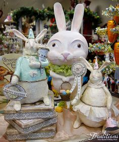 Bunnies And More But Dont You Just Love The Proportions Of Debra