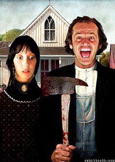 Jack & Wendy Torrance