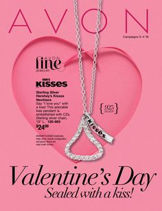 Veiw ‪#‎Avon‬'s #Valentine Flyer ‪#‎Online‬ Now, Campaign 3 January 2016 at www.deannasbeautyshop.com.