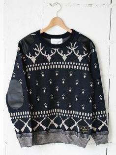 We actually don't mind this #sweater and would wear it outside of a #holiday party - would you? #fashion