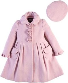 Rosette Rothschild coat....... I need to have me a baby girl!