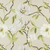 Chinoise Fabric - Linen