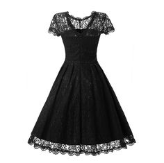 7d0aa80794c SOIREE Short Sleeve Lace Dress – L eau de Lychee