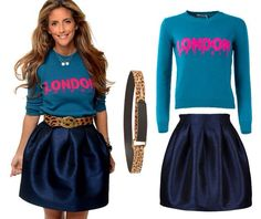Get the look - Danie Bles