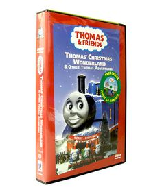 Take a look at this Thomas & Friends: Ultimate Christmas DVD by Thomas & Friends on #zulily today!