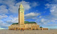meczet Hasana II Casablanca