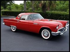 1957 Ford Thunderbird ClassicCars.com & Hemmings Motor News