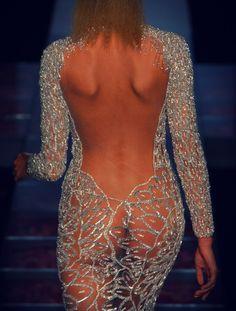 monsieur-j:    Atelier Versace Fall 2001 Runway Details