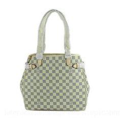 Louis Vuitton Damier Canvas Handbag LV N48171