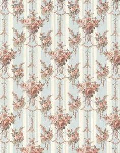 dollhouse wallpaper printable | Source URL…