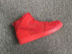 check out cfe9b 52666 Nike Dunks, Gatustilar, Nike Free, Far, Röd, Fiskelina