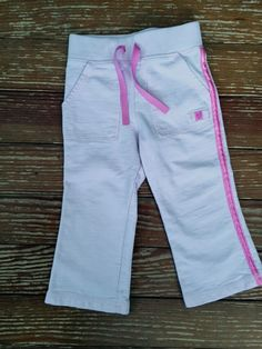 Carter's 2T pink pants