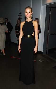 Gwyneth Paltrow - The 54th Annual GRAMMY Awards - Backstage And Audience