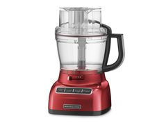 KitchenAid 13-Cup Food Processor - So excited to get this!  I've been saving my change and I have enough $$ now to buy it for myself as an early Christmas gift! :)   Yay!