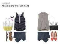 Liverpool Mira (aka Sienna) Skinny Pull-On Pant - Size 6/28 - $78 (SF#3 - Melaney)
