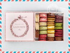 laduree...will go there this trip