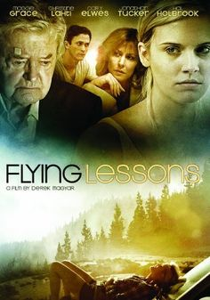 Flying Lessons DVD ~ Maggie Grace, Twenty-five year old Sophie returns home to the small town she would rather forget. There she is faced with old friends and lovers, a messed up relationship with her mother, and Harry, an Alzheimer's patient who is struggling to remember.