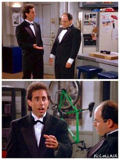 (The Opera) - GEORGE:  Do you know the last time I wore this thing? Six years ago, when I made that toast at Bobby's wedding. JERRY: Oh, that was a bad toast! I never heard anybody curse in a toast. GEORGE: I was trying to loosen 'em up a little. JERRY: There were old people there, all the relatives. You were like a Red Fox record. I mean, at the end of the toast nobody even drank. They were just standing there, they were just frozen! That might have been one of the worst all time toasts.