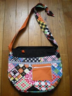Sac Colorful Patchwork
