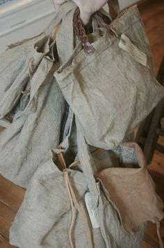 Fouillis de sacs magnifiques !