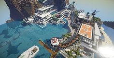 Chicken Cove luxurious house addons updated beautiful download minecraft building ideas 9