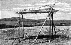 Dakota Scaffold Burial
