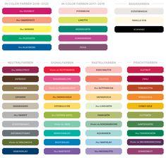 Farberneuerung und die neuen Stempelkissen im Video erklärt!
