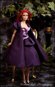 Collecting Fashion Dolls by Terri Gold: Who Wears it Better? Vanessa does!