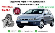 ⚫ Oryginalny regenerowany rozrusznik do samochodów:   ⚫ Citroen: ➜ Jumpy 1,6 1995- ⚫Fiat: ➜ Brava 1,6 16V 1995-2001 ➜ Bravo 1,6 1995-2001 ➜ Marea 1,6 16V 1996- ➜ Palio 1,4 1996-1999 ➜ Punto 1,4 Turbo GT 1995-  ⚫ Bezpośredni link do aukcji z rozrusznikiem:  ➜ http://allegro.pl/rozrusznik-citroen-jumpy-fiat-brava-punto-palio-i6686530669.html  ⚫ KONTAKT: 📲 792 205 305 ✉ allegro@polstarter.pl  #alternatory #oferta #polskafirma #części #motoryzacja #rozrusznik #alternator #CitroenJumpy…