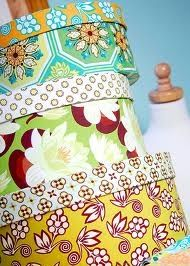 Gift boxes or cute storage!