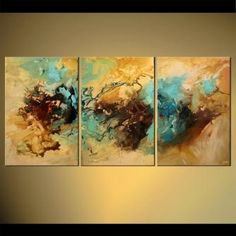 modern abstract art - Untitled