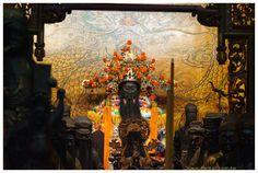 廟宇之旅-行!來去拜拜: 台北霞海城隍廟