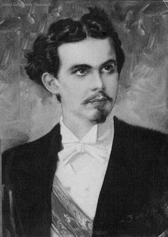 King Ludwig II of Bavaria.
