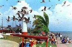 Buenaventura, Colombia...Bonito lugar el faro ¡¡¡