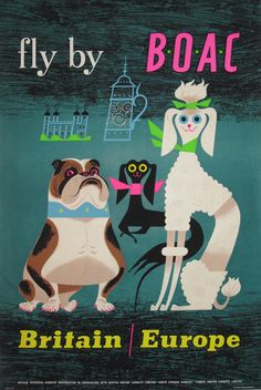BOAC poster Love the nail varnish!