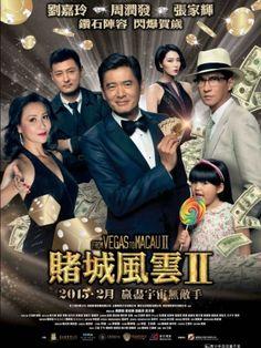 Thần Bài Macau 2 ( Đổ Thành Phong Vân 2)