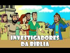 Investigadores da Bíblia – Episódio 13 | NT Kids